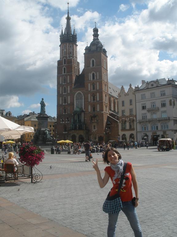 Basilica de Santa Maria en Cracovia