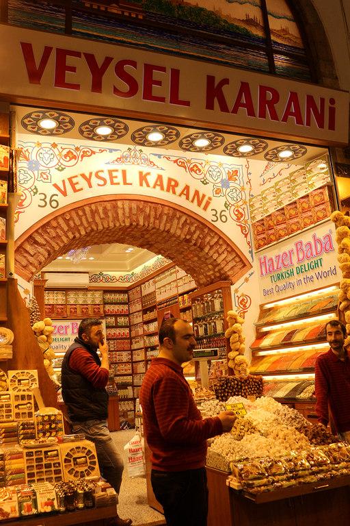 Bazares Estambul