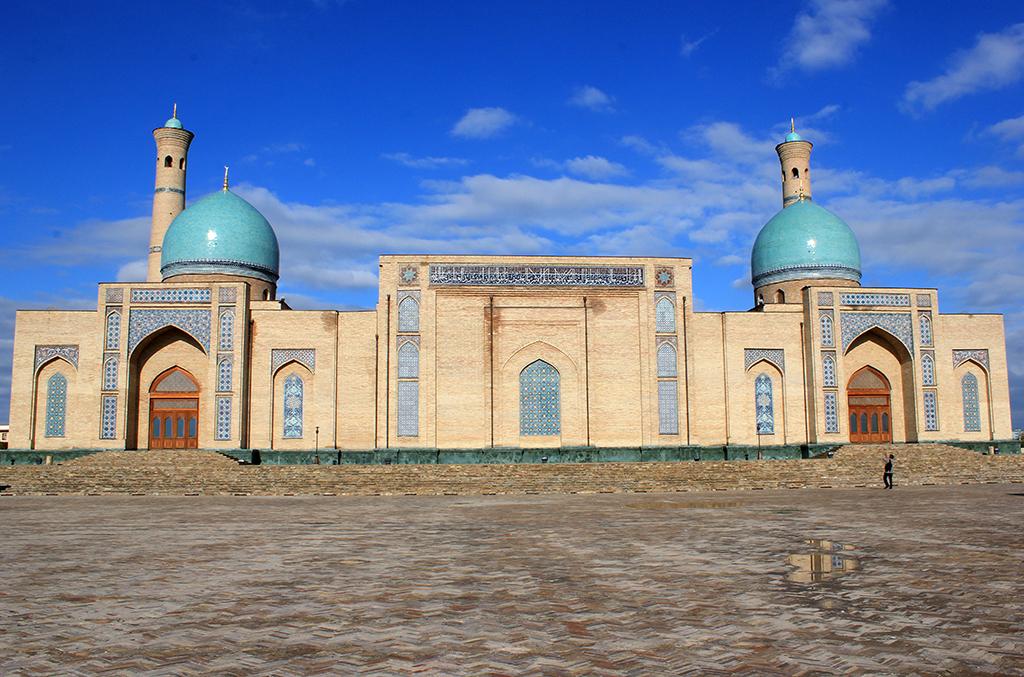 Complejo Hazrati Imom en Tashkent