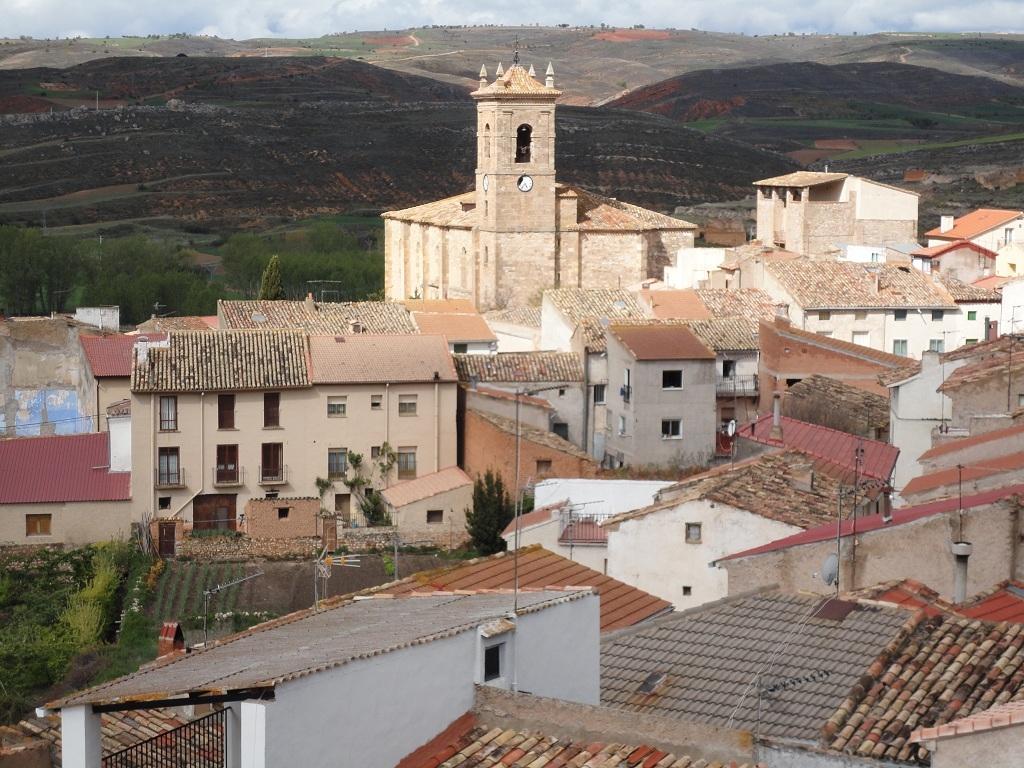 Pueblo de Deza (Soria)