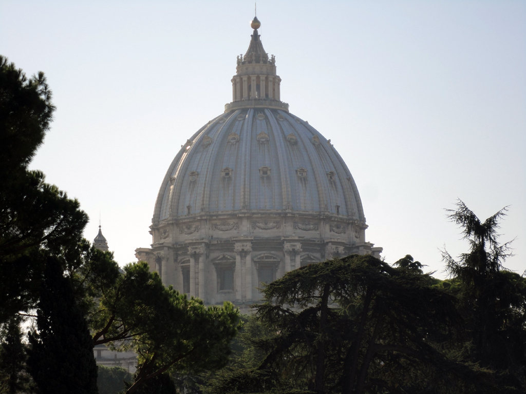 Cúpula de San Pedro - Vaticano