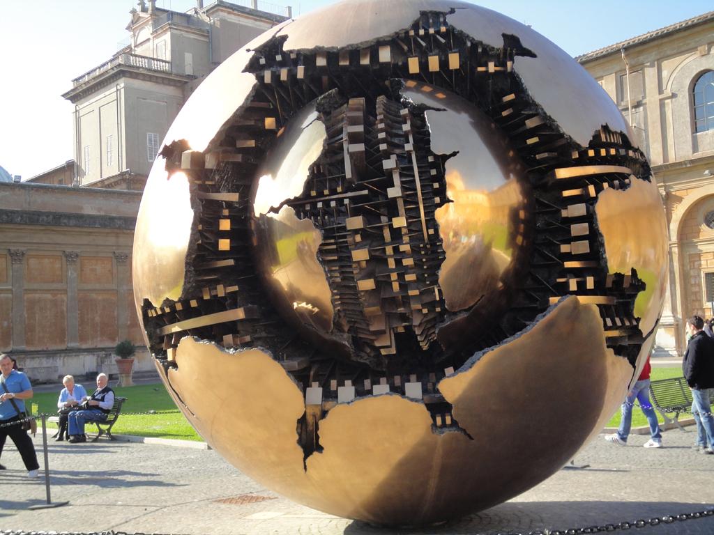 La Iglesia como motor del mundo - Vaticano