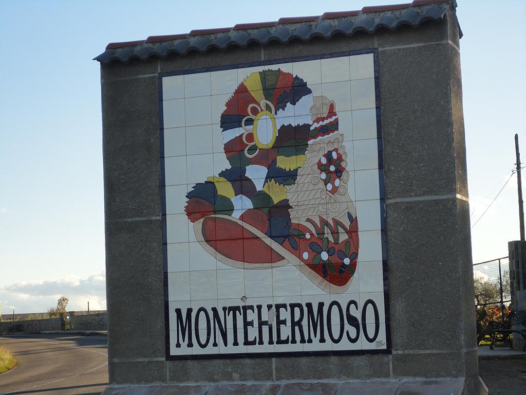 Gorra de Montehermoso