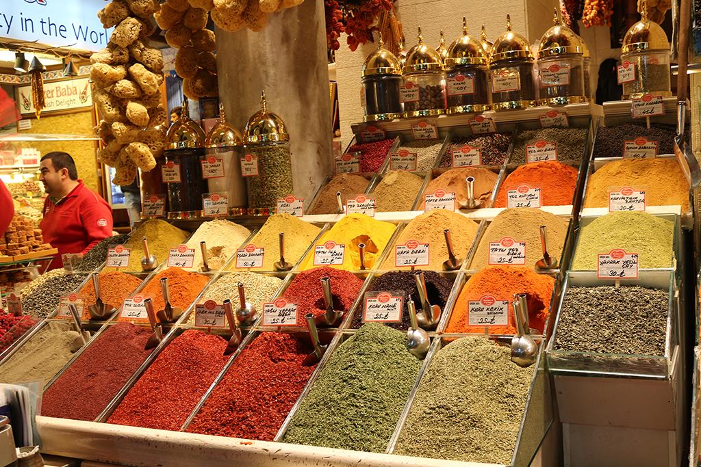 Especias Estambul