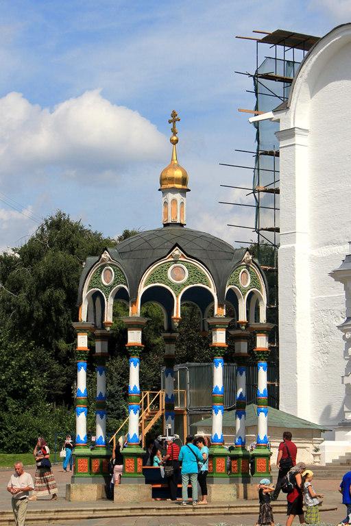 Fuente Sergiev posad