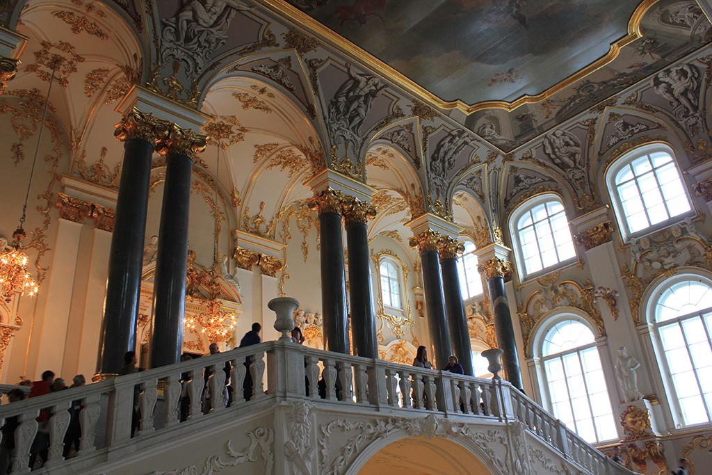 Hermitage interior