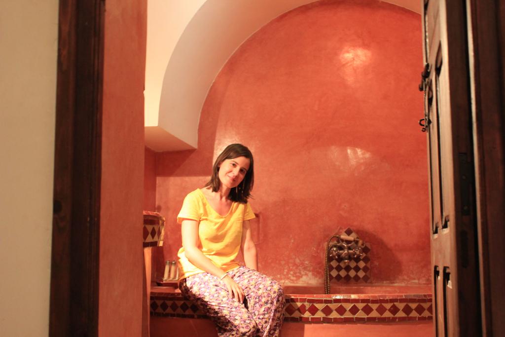Bañera Riad Laora - Marrakech