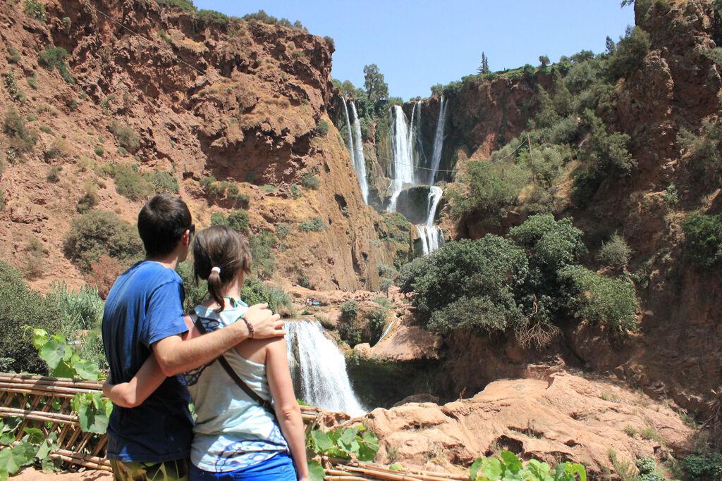 Cascadas de Ouzoud - Marruecos