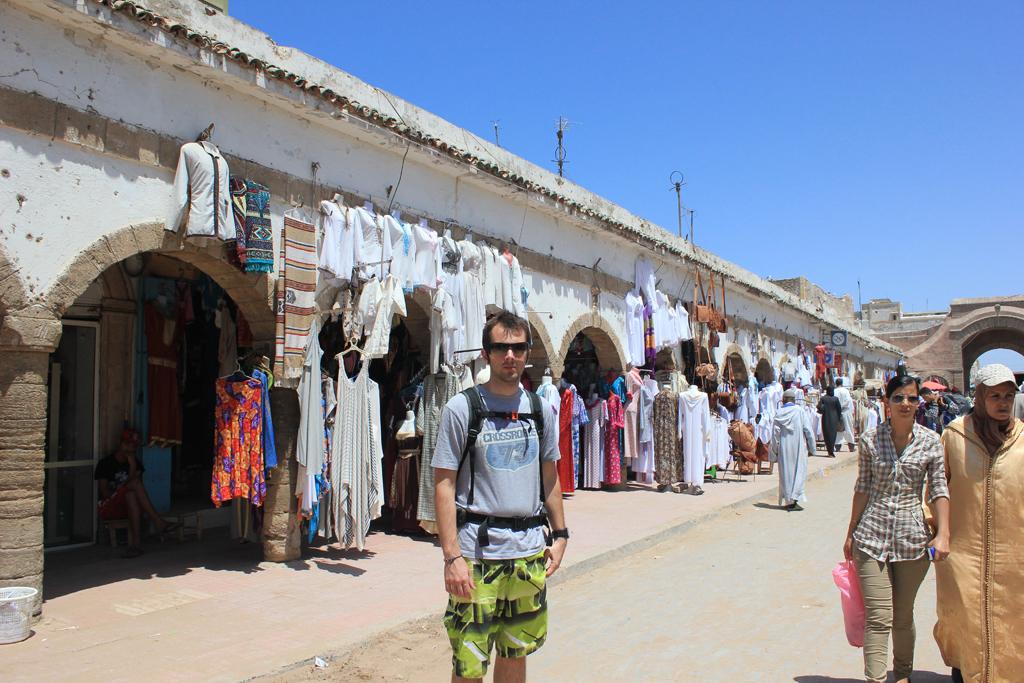 Mercado de Essouira