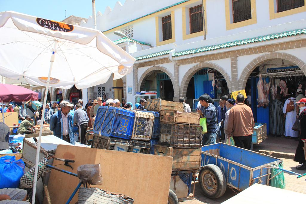 Mercado de Essaouira