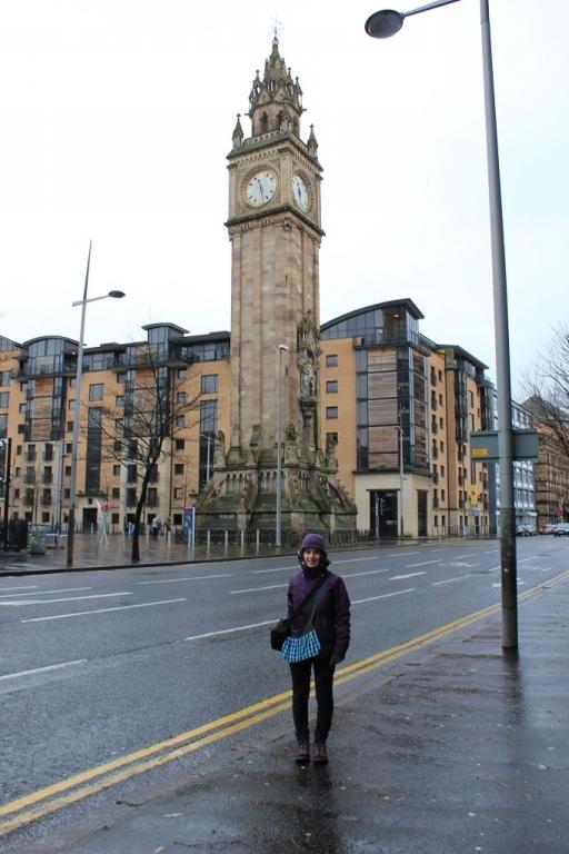 Albert Memorial Clock en Belfast