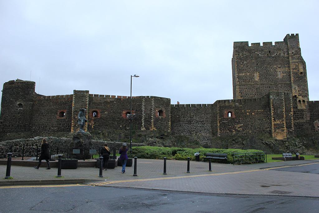 Castillo Carrickfergus