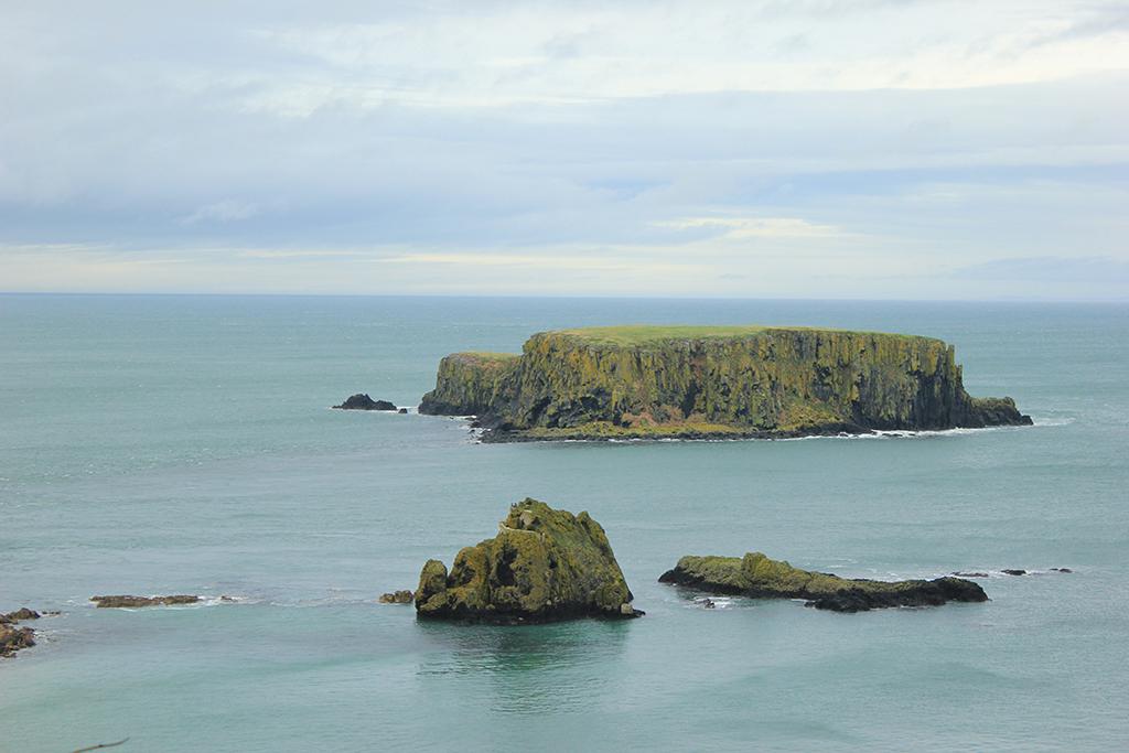 Islotes en Irlanda del Norte