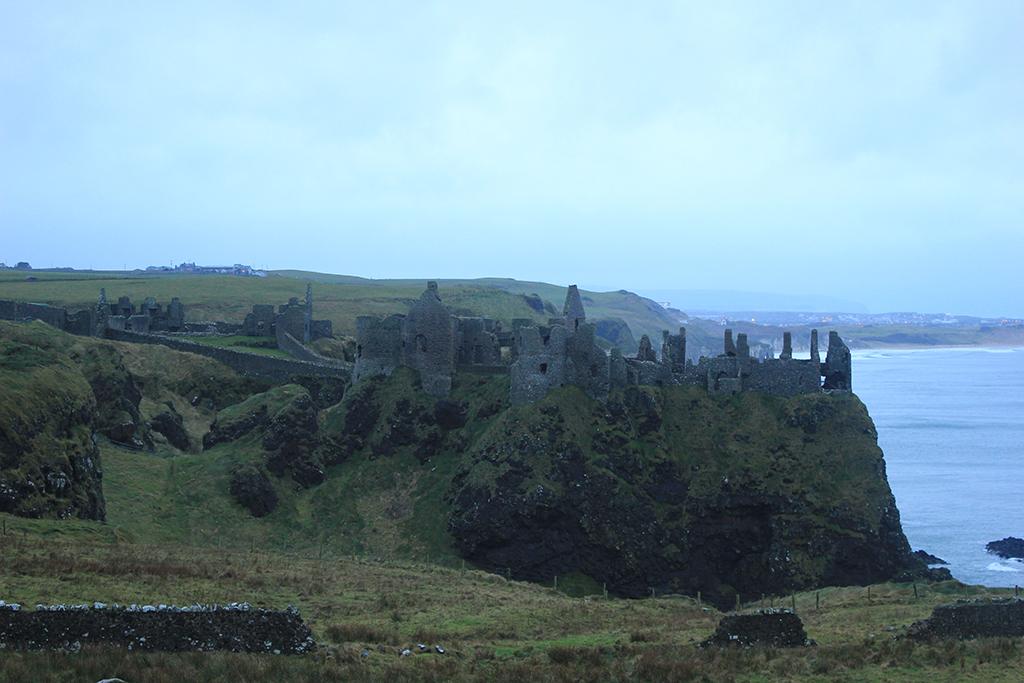 Castillo Dunluce