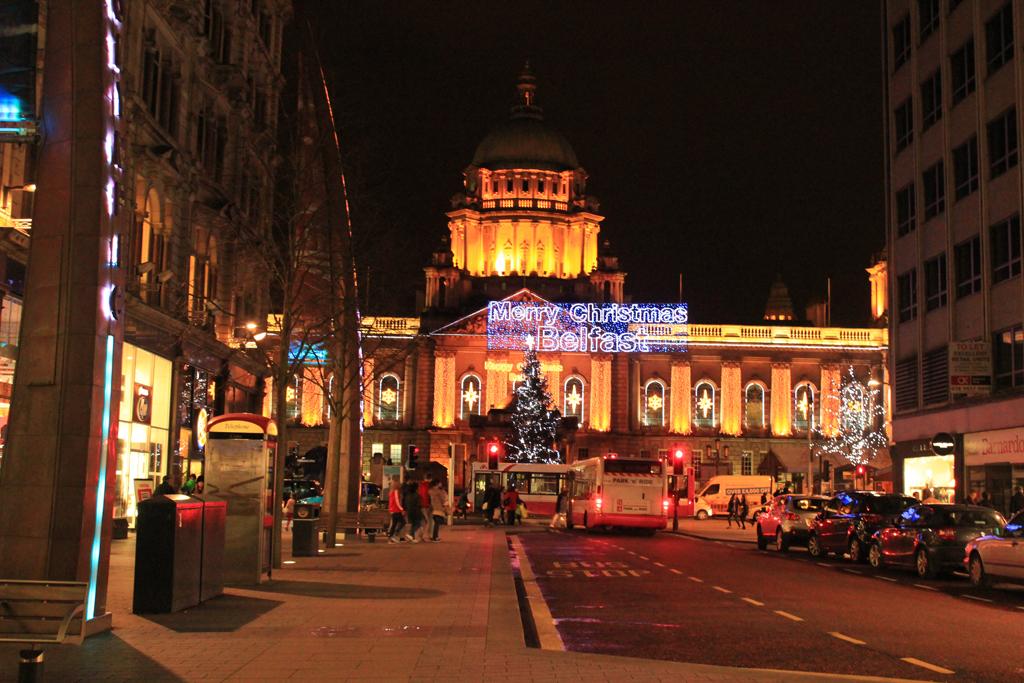 Ayuntamiento de Belfast - Navidad