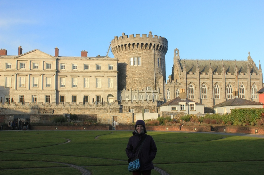 Castillo de Dublin