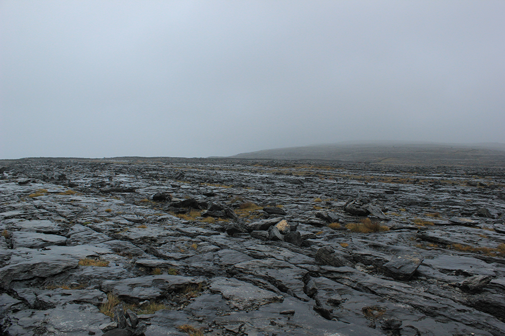Paisaje de Burren