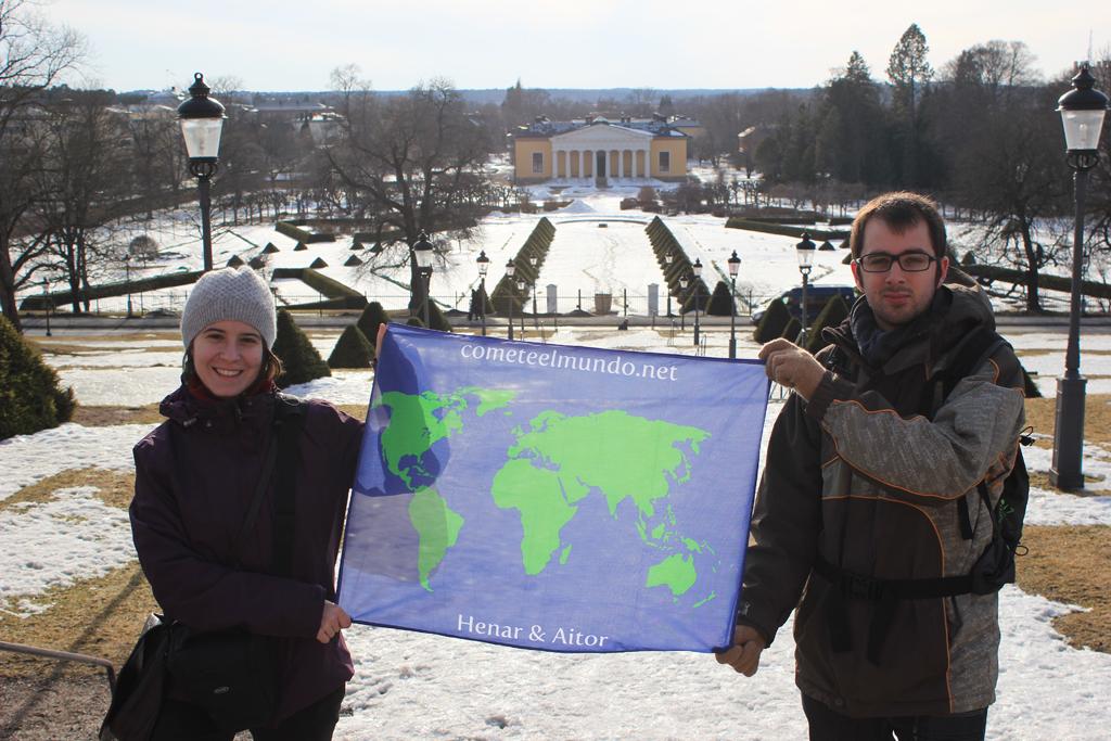 Jardines de Uppsala