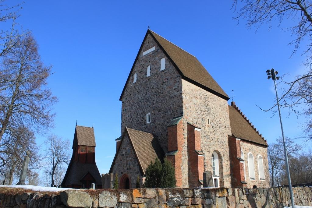Iglesia de la Gamla Uppsala