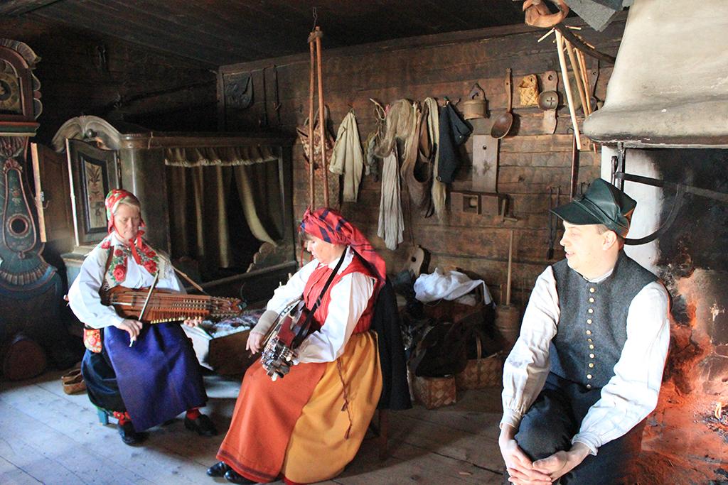 Música tradicional sueca - Skansen