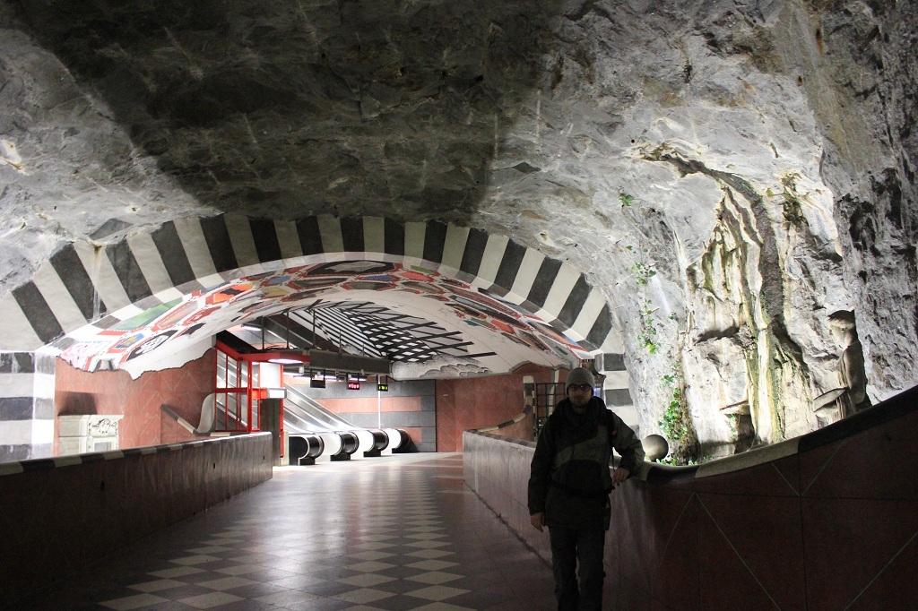 Kungsträdgarden - metro Estocolmo