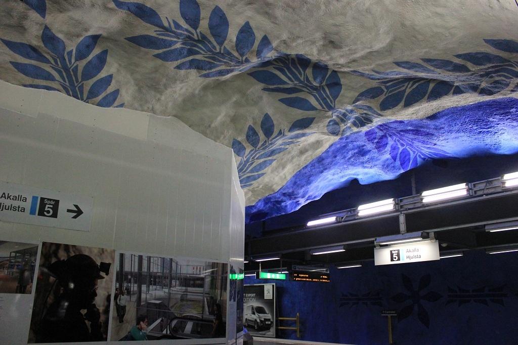 T-Centralen - metro Estocolmo