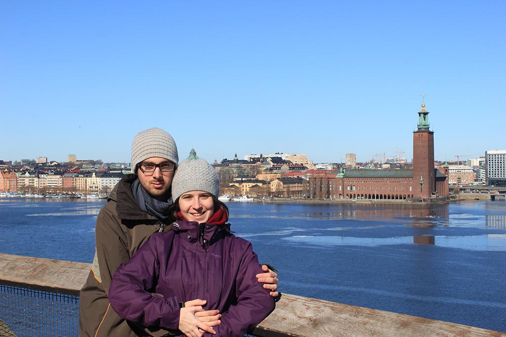 Vistas a Estocolmo