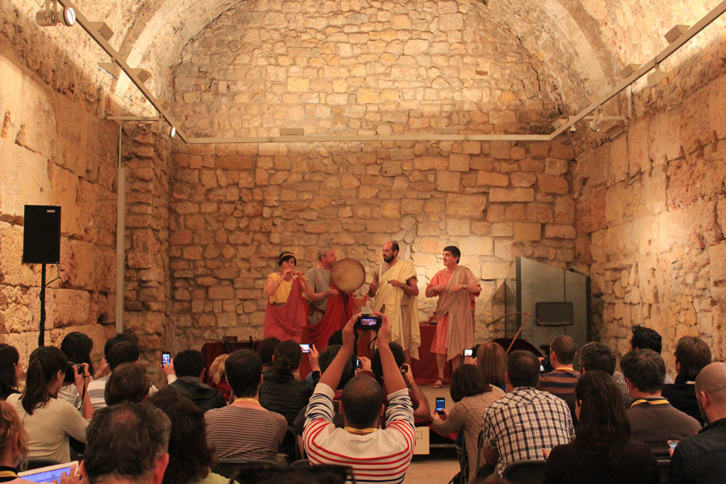 Música romana - Tarraco Viva
