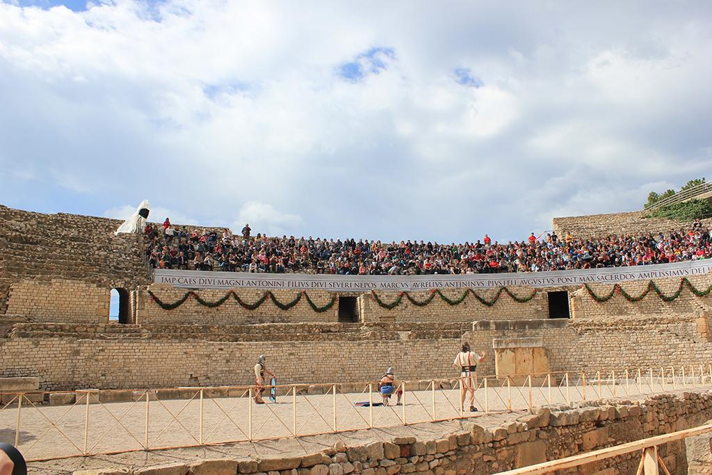 Anfiteatro romano Tarragona