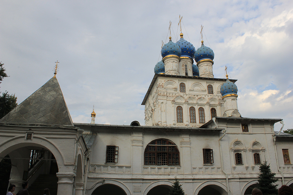 Templos Kolomenskoye