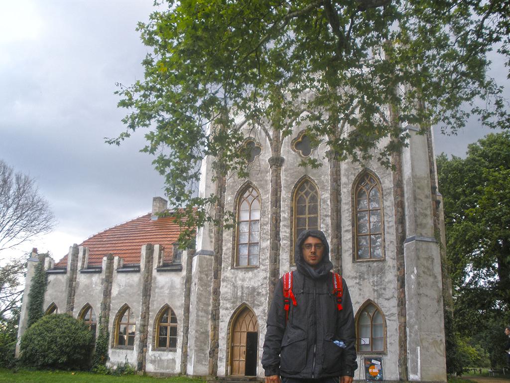 Iglesia en la Pfaueninsel