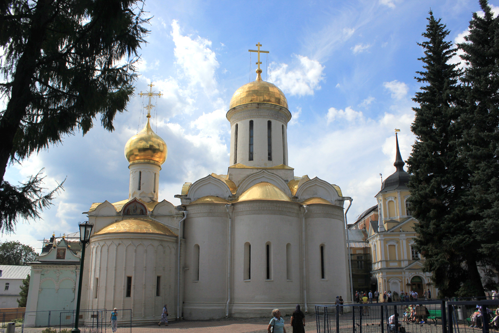 Iglesia Sergiev Posad