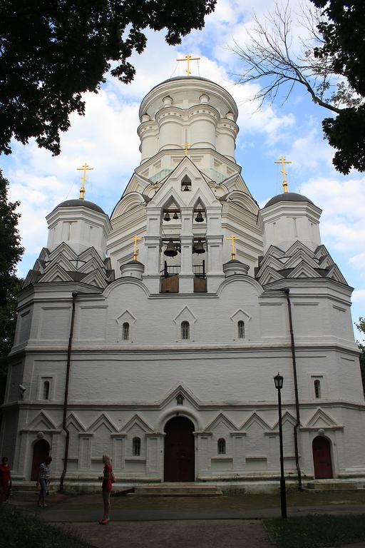 Iglesia ortodoxa Kolomenskoye