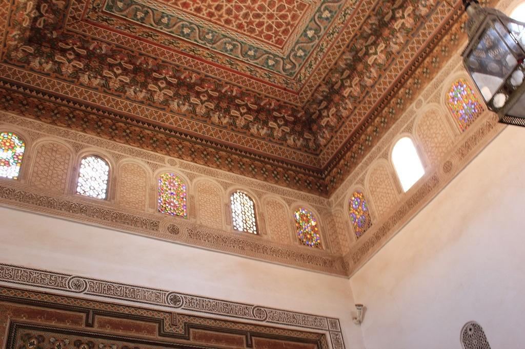 Interior del Palacio Bahia