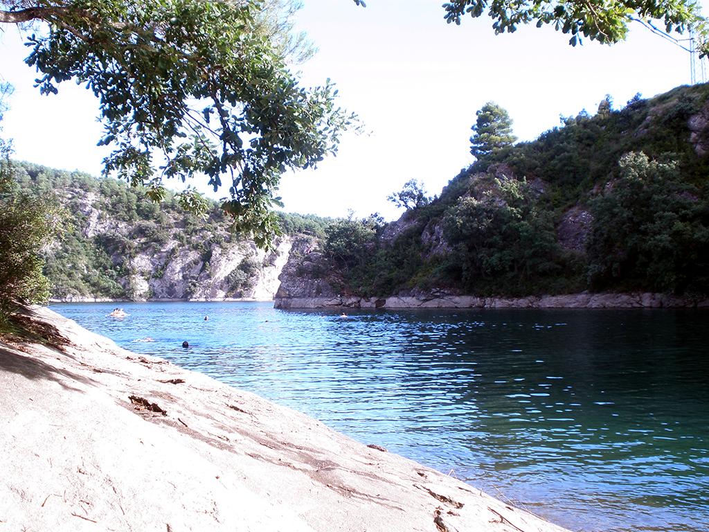 La raconada en el lago