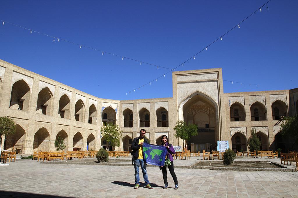 Madraza Kulkedash en Bukhara