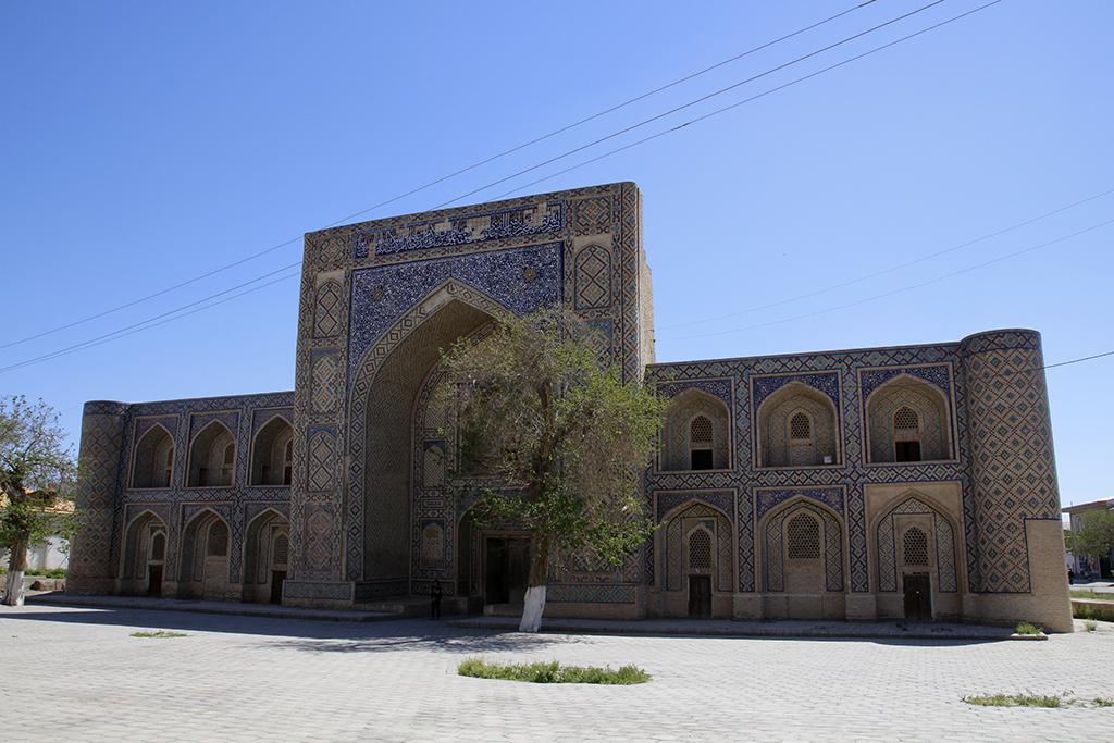 Madraza Modar-i-Khan en Bukhara