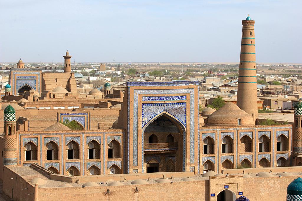 Madraza de Muhammad Rahimkhan II