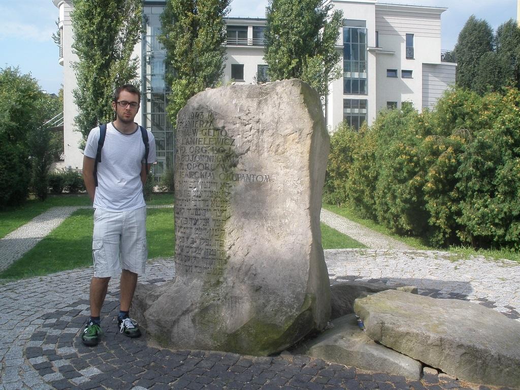 Memorial del gueto de varsovia