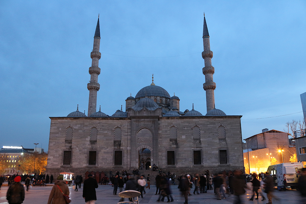 Mezquita Nueva Estambul