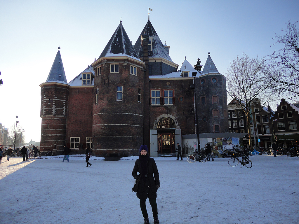 Niewmarket de Ámsterdam