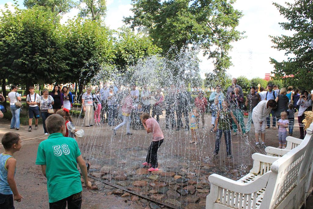 Niños Peterhof