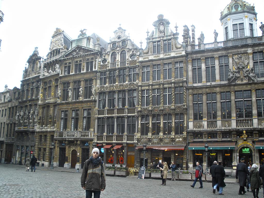 Bares de la Grand Place