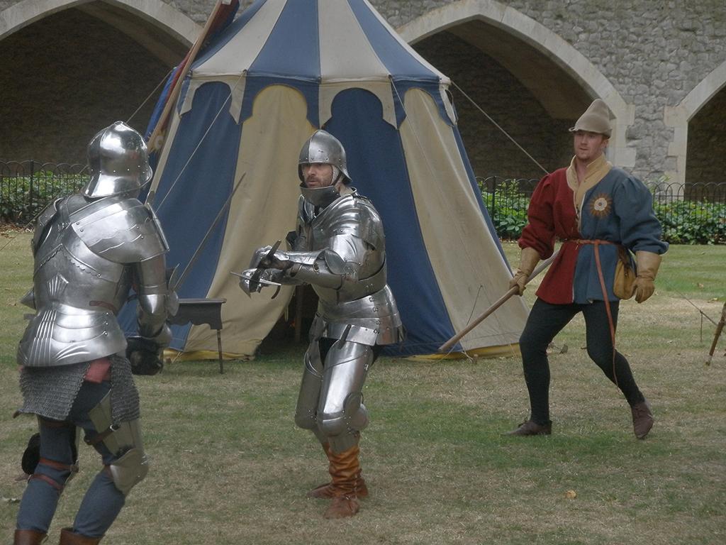 Batallas en la Torre de Londres