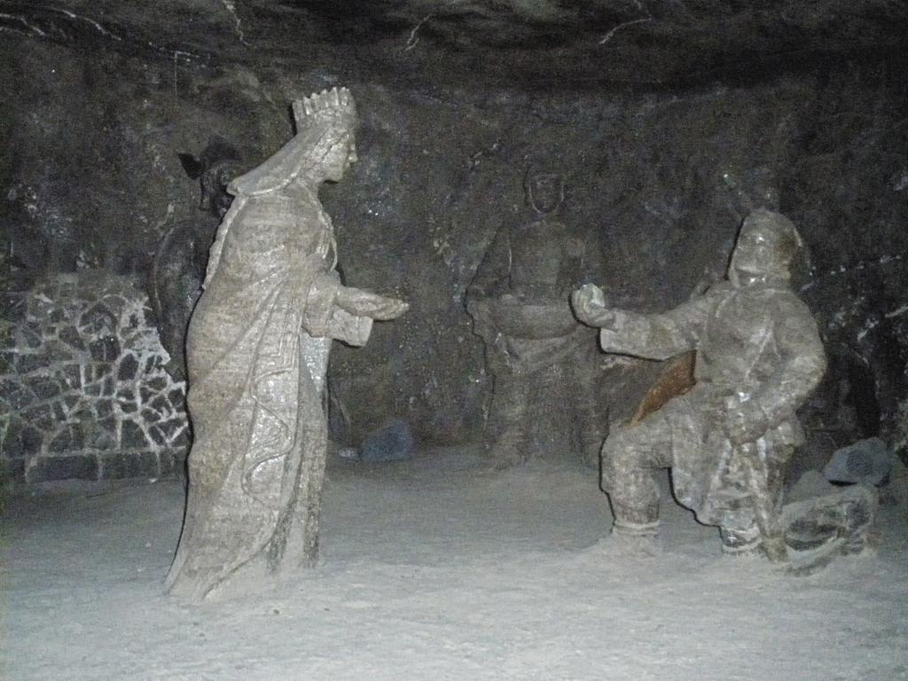 Estatuas de sal - Wielicka