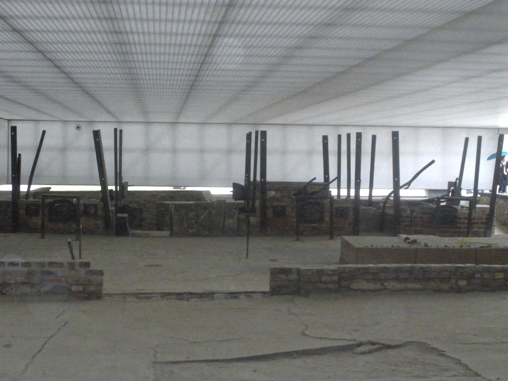 Hornos crematorios - Sachsenhausen