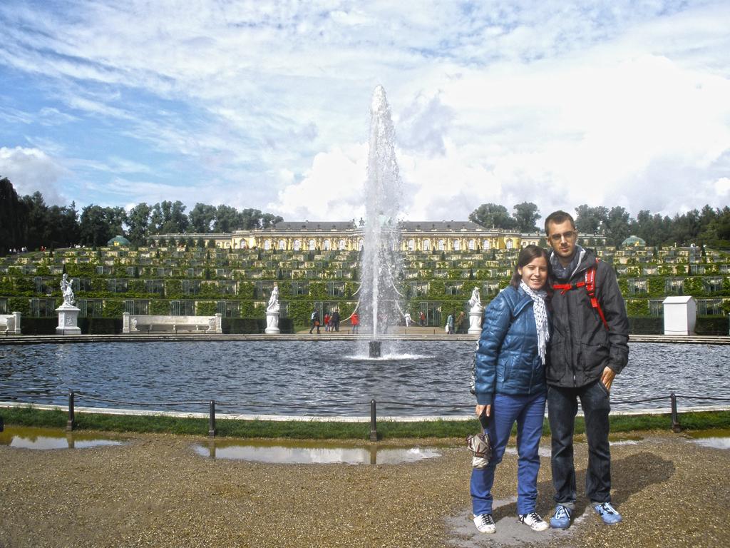 Palacio Sanssouci - Potsdam
