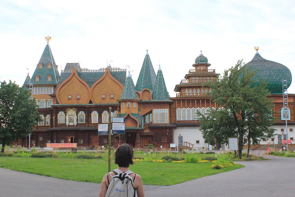 Palacio de Alexey Mikhailovich