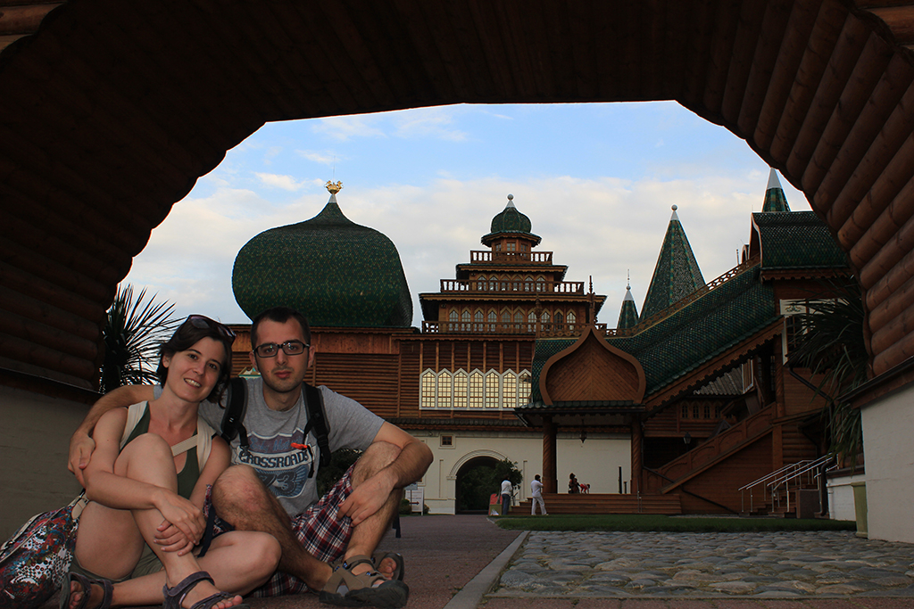 Palacio del zar Kolomenskoye