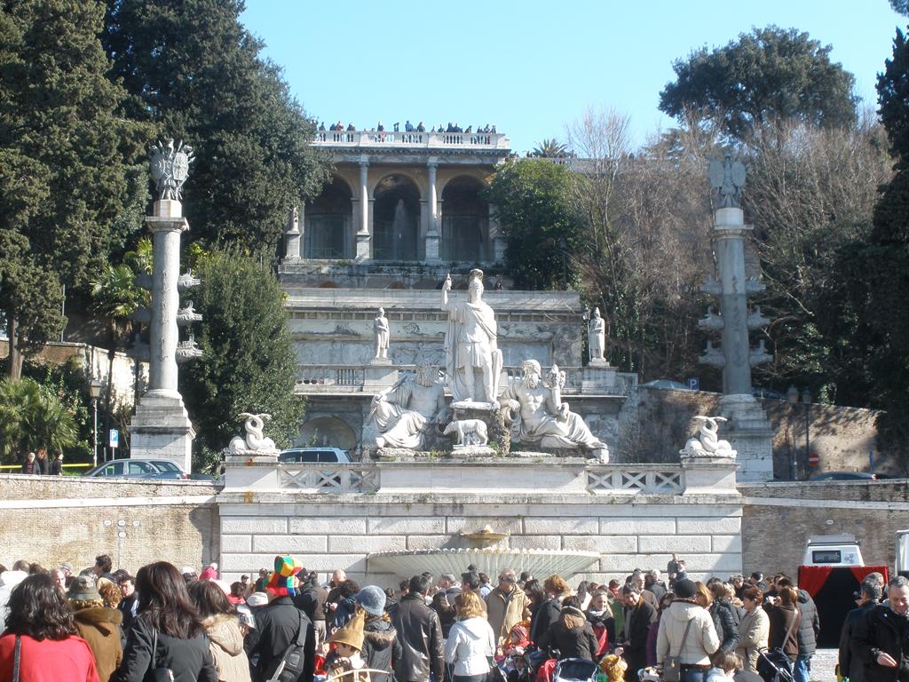 Piazza di Poppolo - Roma
